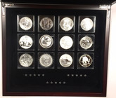 Canada and World 2013 Fabulous 15 15 Coin Set Silver