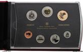 Canada: 2011 Great Grey Owl Specimen Coin Set