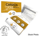 Canada: 2014 Uncirculated Coin Set