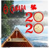 Canada: 2020 O Canada Gift Coin Set