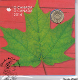 Canada: 2014 OH! Canada Coin Gift Set - Maple Leaf Loonie