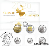 Canada: 2020 Proof Like Uncirculated Set