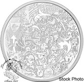 Canada: 2014 $30 Canada Through the Eyes of Tim Barnard 2 oz Silver Coin