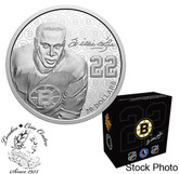 Canada: 2020 $20 Black History Month: Willie O'Ree Fine Silver Coin
