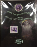 Canada: 2014 25 Cents Haunted Canada Ghost Bride Coin and Stamp Set **Blue package**