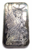 United States: 1 oz Liberty Trade Silver Bullion Bar