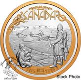 Canada: 2020 $125 75th Anniversary of UNESCO Fine Silver Coin