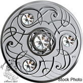 Canada: 2020 $5 Birthstones: April Fine Silver Coin