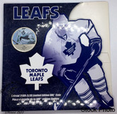 Canada: 2010 50 Cents Toronto Maple Leafs Coloured Coin