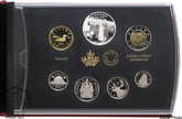 Canada: 2014 Silver Dollar Proof Set - 100th Anniversary of the Declaration of the First World War
