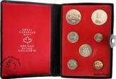 Canada: 1972 Voyageur Double Dollar Set