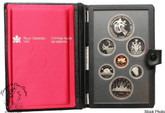 Canada: 1983 Games Double Dollar Proof Coin Set