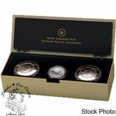 Canada: 2008 Baby Keepsake Tin Includes Scarce Silver Loonie