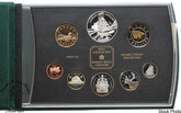 Canada: 2003 Cobalt Double Dollar Proof Coin Set