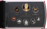 Canada: 2007 Thayendanegea Double Dollar Proof Set
