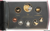 Canada: 2008 Quebec City Double Dollar Proof Coin Set