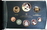Canada: 2009 First Flight Double Dollar Proof Coin Set