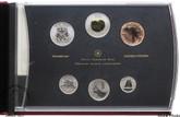 Canada: 2014 Specimen Coin Set with Ferruginous Hawk