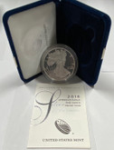 United States: 2016-W 1 Ounce Proof Silver American Eagle