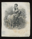"Canada: Bank of Ottawa ""Shepherdess"" Die Proof Vignette"
