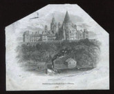 "Canada: Bank of Ottawa ""Parliament Hill"" Die Proof Vignette"