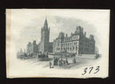 "Canada: Bank of Ottawa ""Parliament House, Ottawa"" Die Proof Vignette"