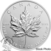 Canada 2014 5 Flowers In Canada Poinsettia Silver Coin