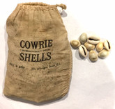 Cowrie Currency Shells (Full Bag)