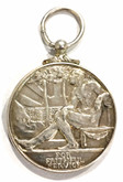 Great Britain: Imperial Service Medal