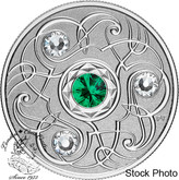 Canada: 2020 $5 Birthstones: May Fine Silver Coin