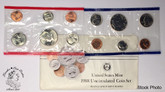 United States: 1988 Uncirculated Coin Set