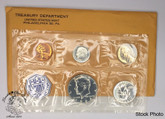 United States: 1964 Philadelphia Uncirculated Proof Coin Set