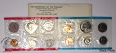 United States: 1972 Uncirculated Coin Set