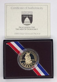 United States: 1989 Half Dollar Bicentennial of Congress Proof