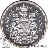 Canada: 1961 50 Cent Proof Like