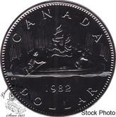 Canada: 1982 $1 Proof Like