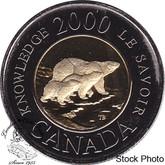 Canada: 2000 $2 Knowledge Proof Like