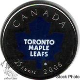 Canada: 2006P 25 Cent Toronto Proof Like