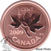 Canada: 2009 1 Cent Specimen