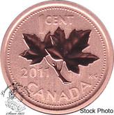 Canada: 2011 1 Cent Specimen