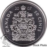 Canada: 2007 50 Cent Specimen