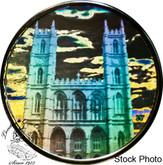 Canada: 2006 $20 Notre-Dame Basilica Hologram Silver Coin