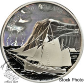 Canada: 2006 $20 Tall Ships - Ketch Silver Hologram Coin
