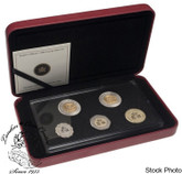 Canada: 2006 10th Anniversary Toonie Test Token Coin Set