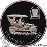 "Canada: 2001 $20 The Russell ""Light Four"" Silver Hologram Coin"