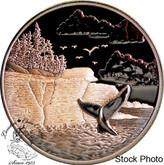 Canada: 2005 $20 National Parks - Mingan Archipelago Silver Coin