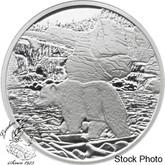 Canada: 2006 $20 National Parks - Nahanni Silver Coin
