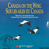 Canada: 1995 50 Cents Birds of Canada Four Silver Coin Set