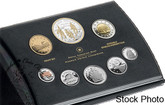 Canada: 2012 Last Penny / War of 1812 Proof Set! Pure Silver.