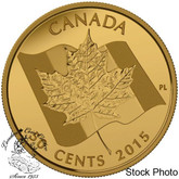Canada: 2015 50 Cent Maple Leaf Gold Coin